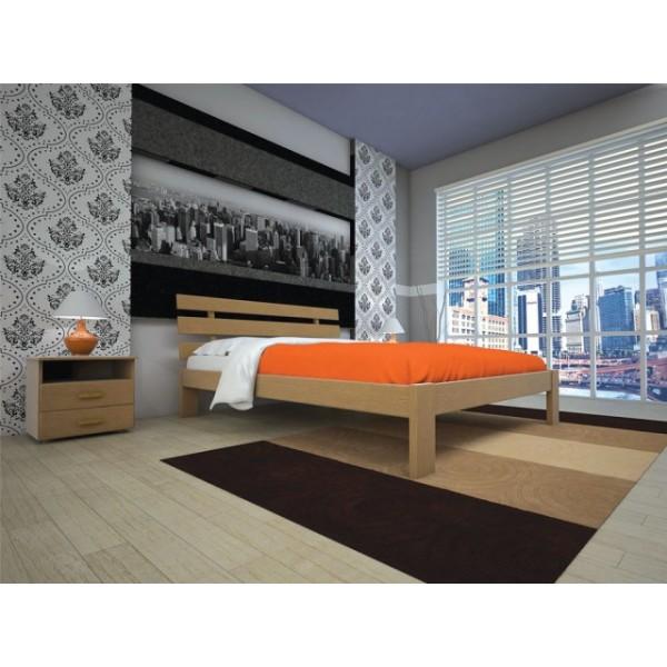 Двуспальная кровать ТИС Домино 1