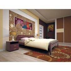 Двуспальная кровать ТИС Новая 1